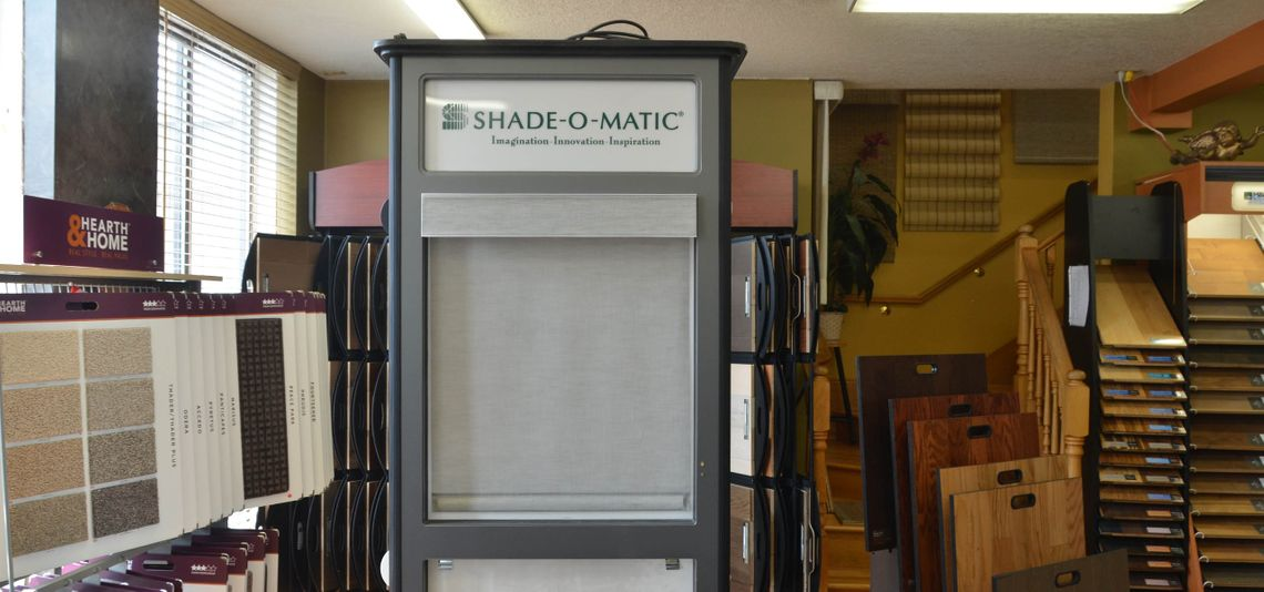 Store Shade-o-Matic